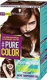 SCHWARZKOPF #PURE COLOR Coloration 5.57 Ahornsirup Stufe 3, 1er Pack (1 x 143 ml)