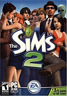 sims 2 poster