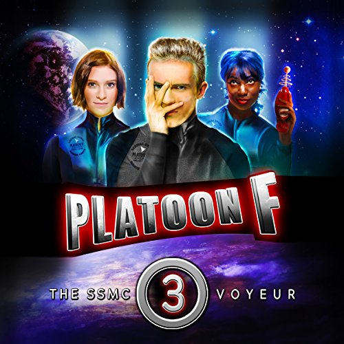 The SSMC Voyeur     Platoon F, Book 3              By:                                                                                                                                 John P. Logsdon,                                                                                        Christopher P. Young                               Narrated by:                                                                                                                                 John P. Logsdon                      Length: 2 hrs and 13 mins     4 ratings     Overall 4.5