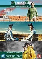 Breaking Bad - Season 1-3 [NON USA FORMATTED VERSION REGION 2 DVD] + Ye Old Cornish Christmas Sweets Gift Bag