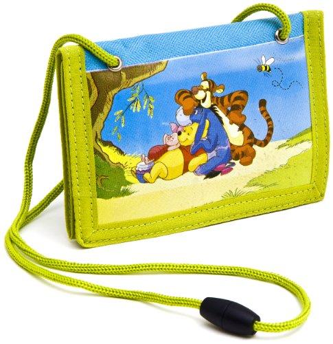 Winnie Puuh 271131 - Brieftasche zum Umhängen