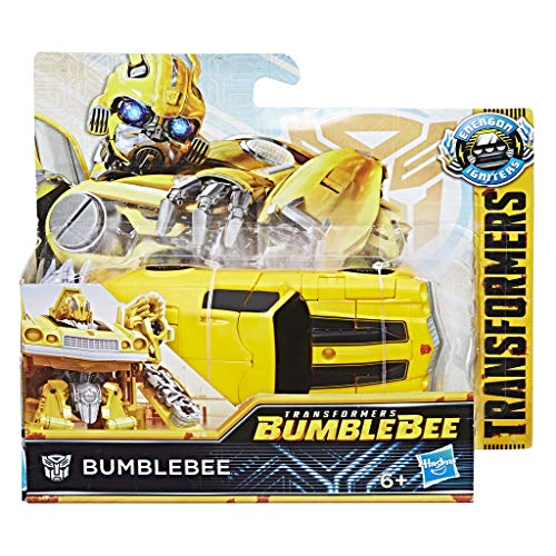 Transformers MV6 Energon Igniters Power Basisfigur Bumblebee, Actionfigur