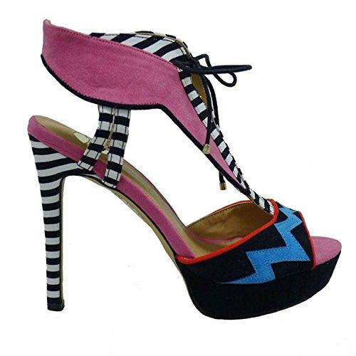 Zapatos Mujer Zapatos Fiesta Exe Vivian-711 Negro
