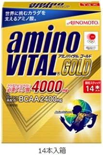 アミノバイタル GOLD 14本入箱 【65.8g×15個】