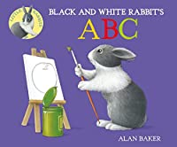 Black and White Rabbit's ABC (Little Rabbits)