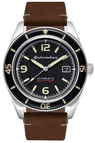 Spinnaker FLEUSS Japanese Automatic Watch -...