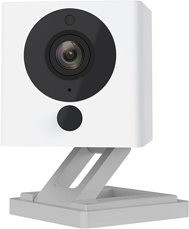 Wyze Cam 1080p HD Indoor Wireless Smart Home Camera With Night Vision 2 Way Audio Person Detection Works With Alexa The Google Assistant