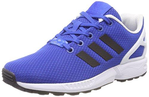 adidas Unisex Zx Flux Bb2408 Sneaker Low Hals, Blau (Blue/core Black/FTWR White), 38 EU