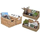 StorageWorks Woven Baskets Set