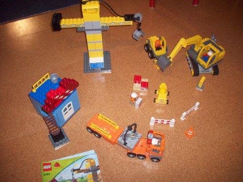 LEGO Duplo 4988 - Großbaustelle