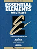 Essential Elements for Strings - Violin, Book Two: A Comprehensive String Method