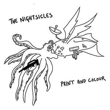 Print and Colour EP