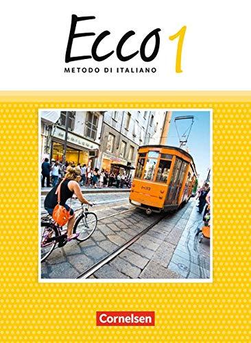 Ecco - Ausgabe 2015: Ecco 01. Schülerbuch