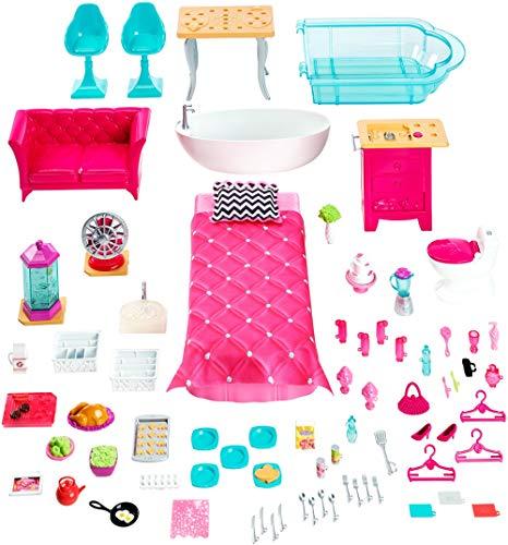 Maison de Rêve Barbie - 4