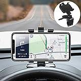 Soporte Magnético para Teléfono para Automóvil para iPhone 360° Soporte Magnético para Teléfono para Automóvil con Rotación para iPhone Soporte para Teléfono para Automóvil