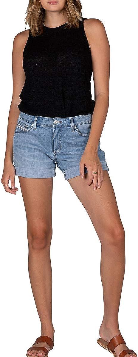 Jag Jeans Women's Alex Mid Rise Boyfriend Short