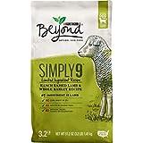 Purina Beyond 12364798 Simply 9 Lamb & Barley Dog Food, 3.2 lb