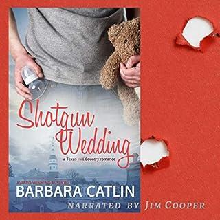 Shotgun Wedding audiobook cover art