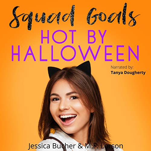 Hot by Halloween audiobook cover art