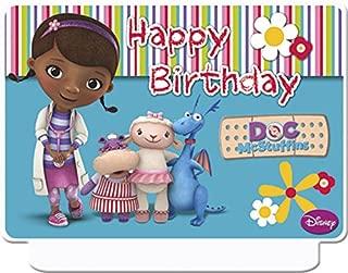 Disney Junior Doc Mcstuffins Birthday Candle