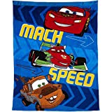 Disney Cars Toddler Blanket