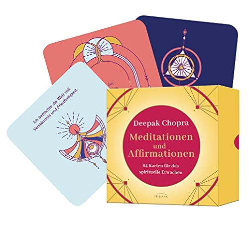 Meditationen und Affirmationen: 64 Karten für das spirituelle Erwachen
