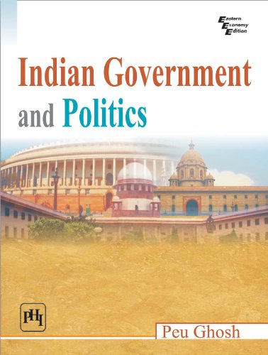 Indian Government And Politics Ebook Ghosh Peu Amazon In Kindle Store