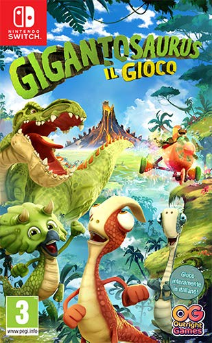 Videogioco Namco Bandai Gigantosaurus - Il Gioco