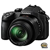 PANASONIC LUMIX FZ1000 4K Point and Shoot Camera, 16X LEICA DC Vario-ELMARIT F2.8-4.0 Lens, 21.1 Megapixels, 1 Inch High Sensitivity Sensor, DMC-FZ1000 (USA BLACK)