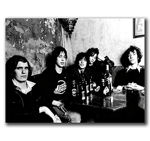 N / A The Strokes Rock Music Band Stars Hot Silk Cloth Poster Art Bedroom Decoration 20x30CM NO frame
