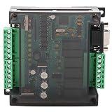 Lsaardth Controlador lógico programable DC24V FX1N-14MR Tablero de Control Industrial PLC Controlador lógico programable Salida de relé