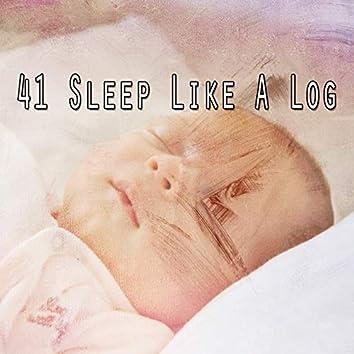 41 Sleep Like a Log