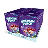 Hawaiian Punch, Wild Purple Smash– Powder Drink Mix - (12 boxes, 96 sticks) – Sugar Free & Delicious, Excellent source of Vitamin C, Makes 96 flavored water beverages
