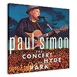 Vspgyf Paul Simon Album Cover The Concert In Hyde Park