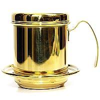 1. Matériel de commande: 304 Acier inoxydable, Poignée 201 .. 2.Color: couleur primaire, or rose, or, couleur vive, noir .. 3.Le corps de pot de café est constitué de matériau en acier inoxydable de haute qualité.Il a une forme magnifique.Il est dura...