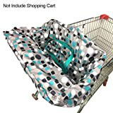 Grocery Cart Covers Review and Comparison