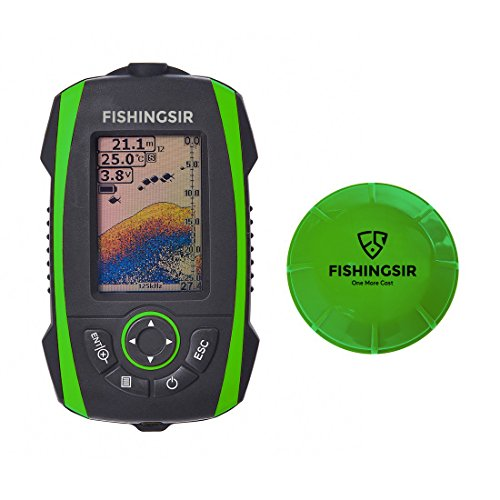 Fishfinder con sonar
