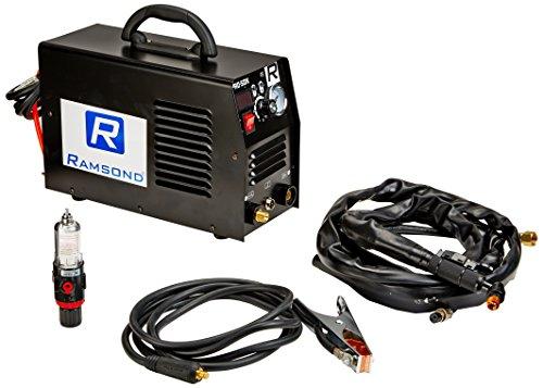 Ramsond CUT 50DY 50 Amp Digital Inverter Portable Air Plasma Cutter Dual Voltage -