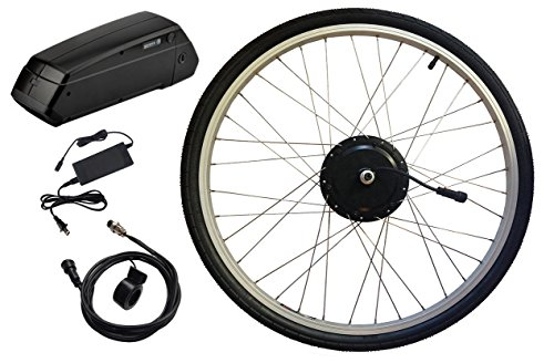 Clean Republic Hilltopper Electric Bike Conversion Kit | 350 Watt E-Bike Front...