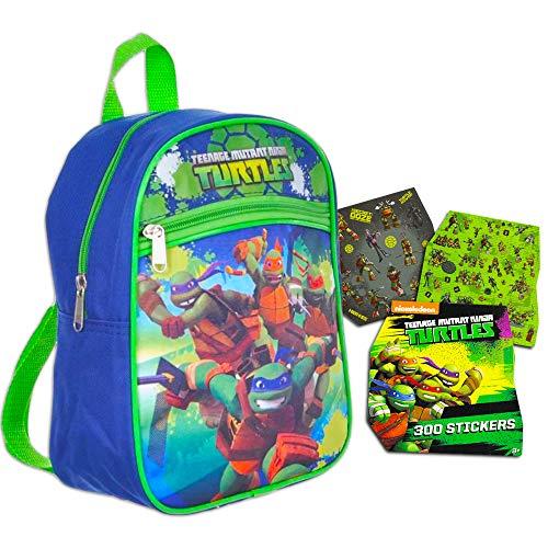 ninja turtle backpack toddler - 2