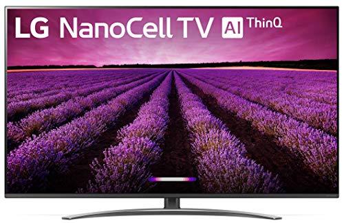 "LG 55SM8100AUA Alexa Built-in Nano 8 Series 55"" 4K Ultra HD Smart LED NanoCell TV (2019)"
