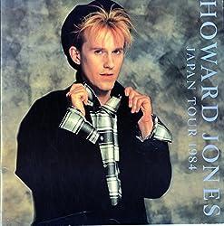 [コンサートパンフレット]HOWARD JONES JAPAN TOUR 1984[1984年9月23日LIVE TOUR]
