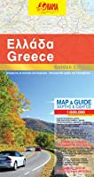 Greece Map and Guide 2016