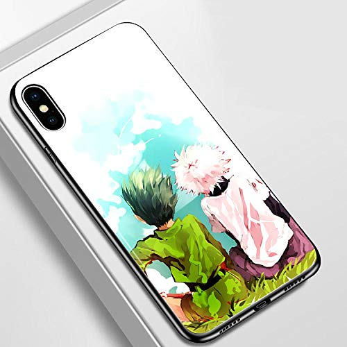 Funda para teléfono Hunter X Hunter para iPhone XR y iPhone XS MAX (Hunter X Hunter) Carcasas y Fundas -Photo_Color_7/8/SE2