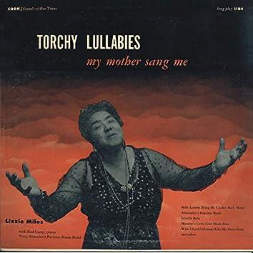 Torchy Lullabies My Mother Sang Me
