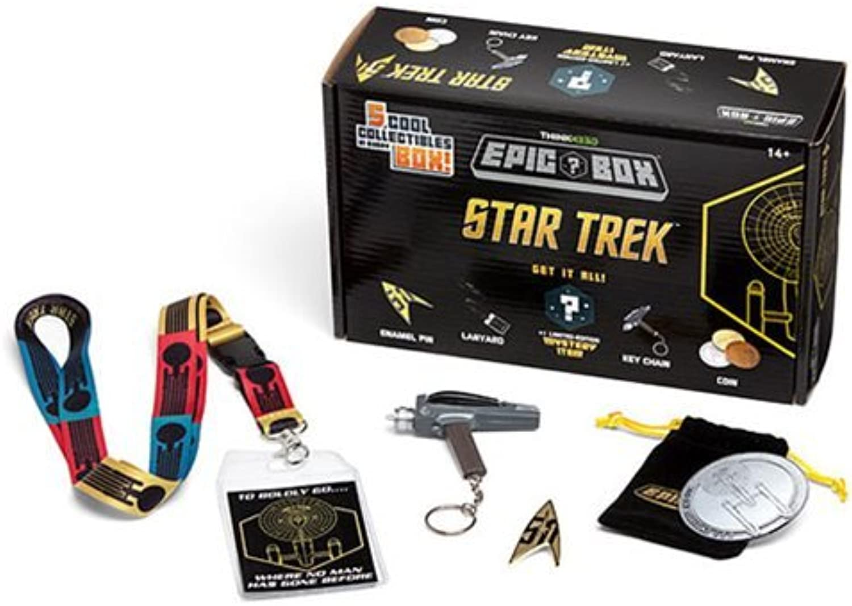 Geeknet Star Trek 50th Anniversary Epic Collectors