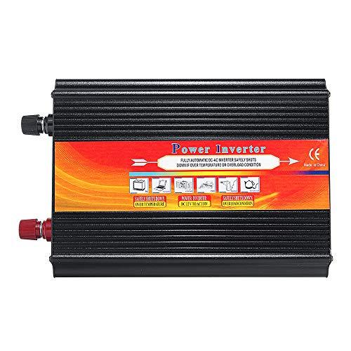 YusellYu_Mädchen Strampler Jumpsuit Yusell 8000W Auto Wechselrichter 12 / 24V bis 110 / 220V Sinus-Wandler mit Flachsicherungen