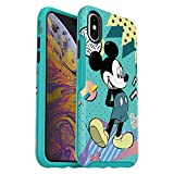 OtterBox Symmetry - Funda para Apple iPhone X/XS, diseño Rad Mickey