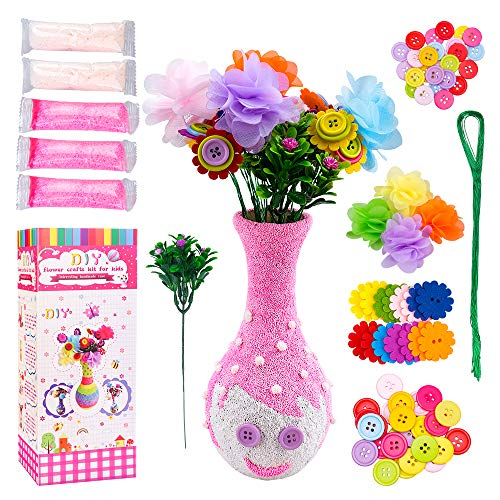 Girls Toy age 5 6 7 8, Craft Kits Gifts for Girl 6-9 Years Old Art and...