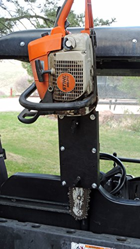 Polaris Roll Bar Chainsaw Mount Fits Round Roll Bars RCM-3012 Hornet outdoors